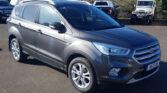 GA Claffey Car Sales - 2019 Ford Kuga Titanium